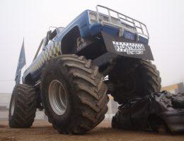 El Increíble Monster Truck Big Foot